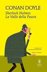 Sherlock Holmes. La valle della paura. Ediz. integrale