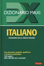 Dizionario maxi. Italiano. Nuova ediz.