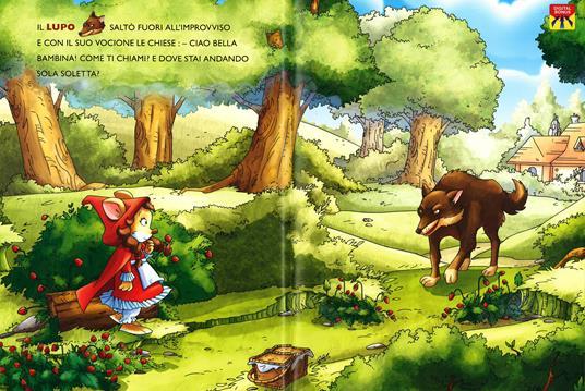 Cappuccetto Rosso. Con App per tablet e smartphone. Ediz. illustrata - Geronimo Stilton - 3