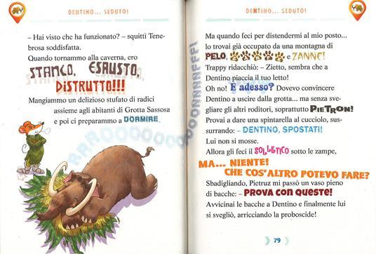 Appuntamento col mammut. In vacanza nel Tempo. Ediz. illustrata - Geronimo Stilton - 4