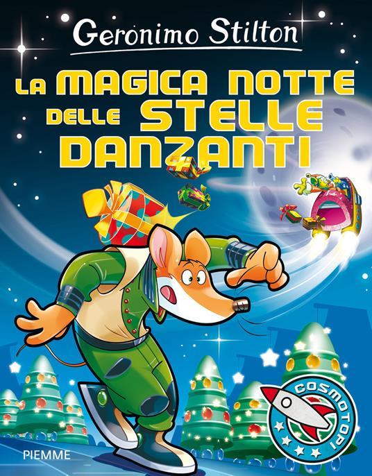 La magica notte delle stelle danzanti - Geronimo Stilton - copertina