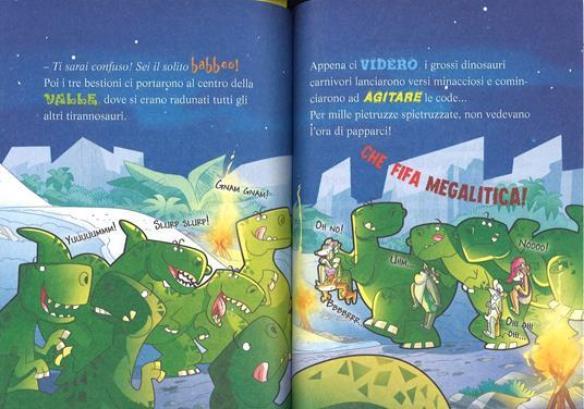 Sogni d'oro, Sonnosauro! Preistotopi. Ediz. a colori - Geronimo Stilton - 5