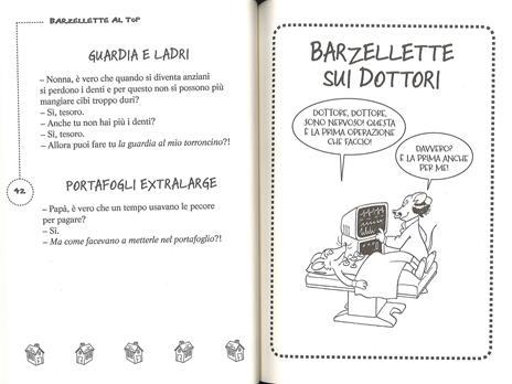 Barzellette al top. Nuova ediz. - Geronimo Stilton - 2