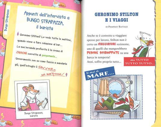 La vera storia di Geronimo Stilton. Ediz. a colori - Geronimo Stilton - 5