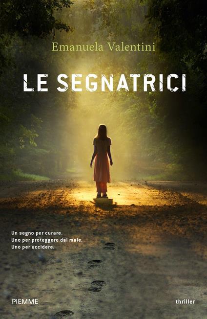 Le segnatrici - Emanuela Valentini - copertina