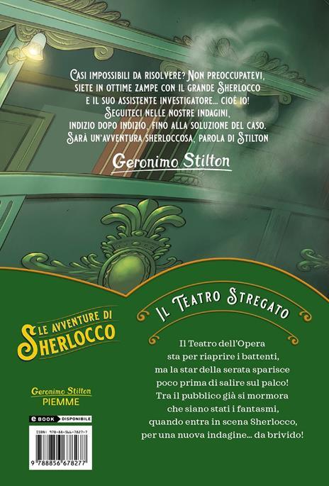 Il teatro stregato - Geronimo Stilton - 2