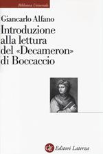 Introduzione alla lettura del «Decameron» di Boccaccio