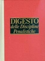 Digesto discipline penalistiche