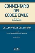 Commentario del Codice civile. Dell'impresa e del lavoro. Artt. 2188-2246