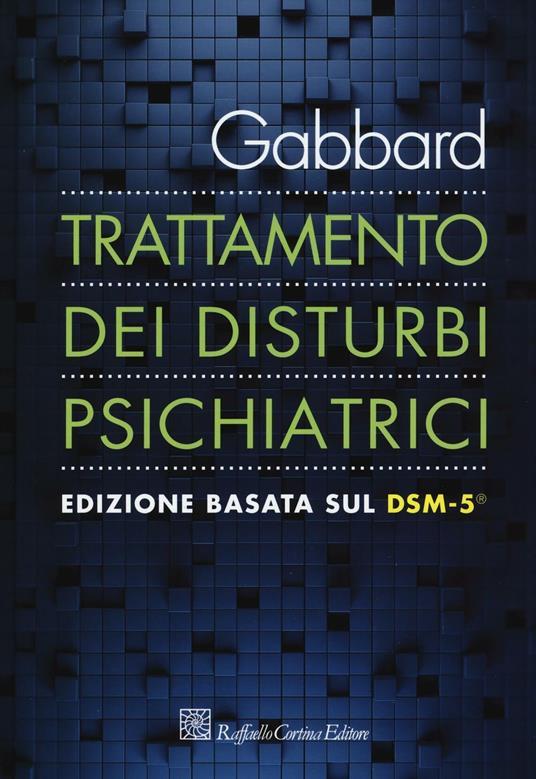 Trattamento dei disturbi psichiatrici - copertina