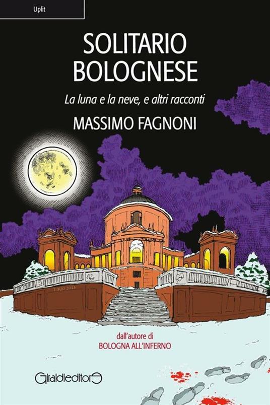Solitario bolognese. La luna e la neve e altri racconti - Massimo Fagnoni - ebook