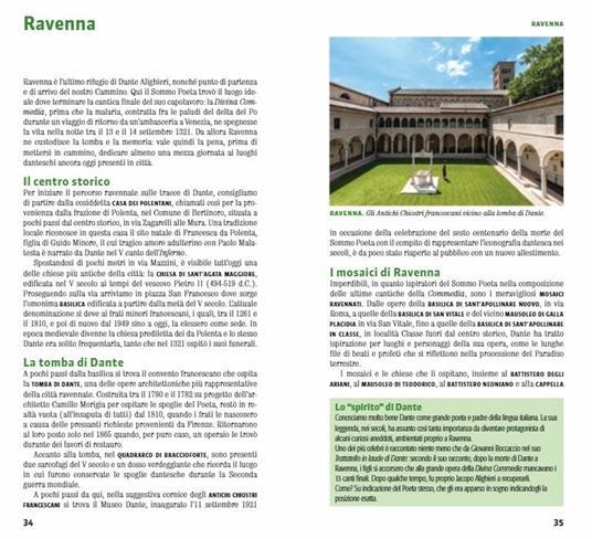 Il cammino di Dante. Da Ravenna a Firenze e ritorno. 300 km a piedi tra Romagna e Toscana - Marcello Bezzi,Silvia Rossetti,Massimiliano Venturelli - 3