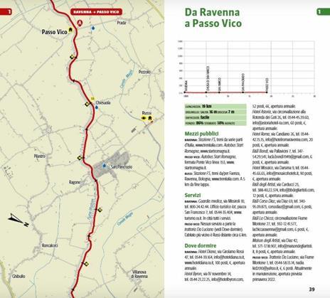 Il cammino di Dante. Da Ravenna a Firenze e ritorno. 300 km a piedi tra Romagna e Toscana - Marcello Bezzi,Silvia Rossetti,Massimiliano Venturelli - 5