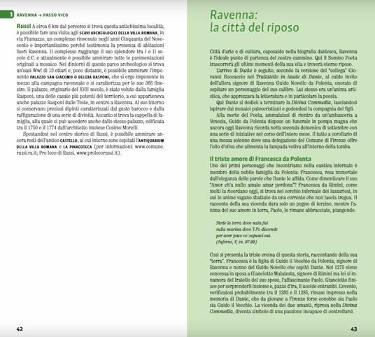 Il cammino di Dante. Da Ravenna a Firenze e ritorno. 300 km a piedi tra Romagna e Toscana - Marcello Bezzi,Silvia Rossetti,Massimiliano Venturelli - 7