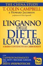 L' inganno delle diete low carb a basso contenuto di carboidrati