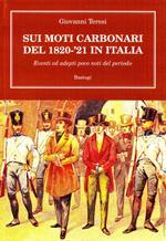 Sui moti carbonari del 1820-21 in Italia