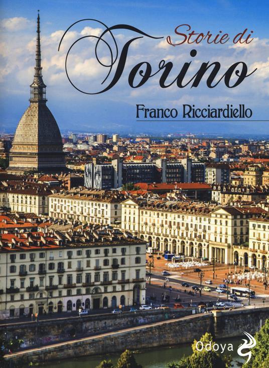 Storie di Torino - Franco Ricciardiello - copertina