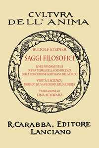 Saggi filosofici (rist. anast. 1932). Ediz. in facsimile