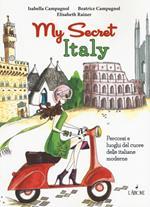 My secret Italy. Percorsi e luoghi del cuore delle italiane moderne