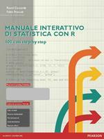 Manuale interattivo di statistica con R. Ediz. mylab. Con eText. Con espansione online