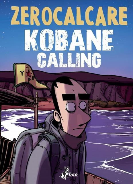 Kobane calling - Zerocalcare - copertina