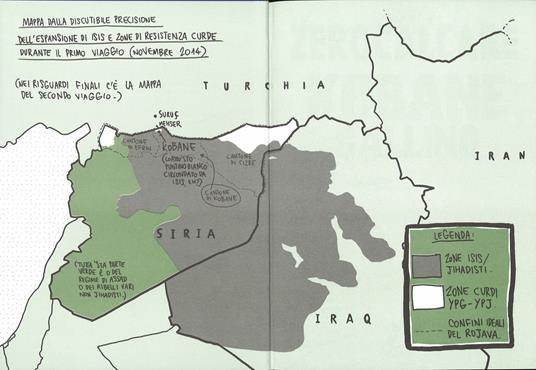 Kobane calling - Zerocalcare - 2