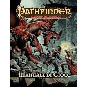 Pathfinder. Manuale Gioco. Gioco da tavolo
