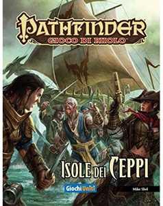 Pathfinder. Isole dei Ceppi. Gioco da tavolo
