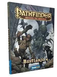 Pathfinder. Il Bestiario 4. Gioco da tavolo