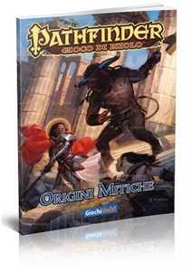 Pathfinder. Origini Mitiche. Gioco da tavolo