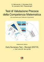 Test di valutazione precoce della competenza matematica. Uno strumento per l'infanzia e la primaria. Con gadget. Con 45 Carte