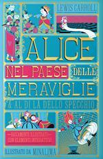 Alice nel paese delle meraviglie-Al di là dello specchio. Ediz. integrale
