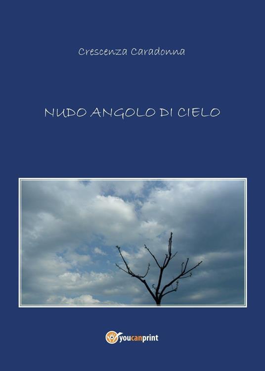 Nudo angolo di cielo - Crescenza Caradonna - copertina