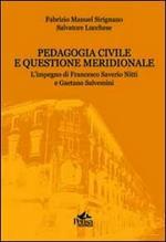 Pedagogia civile e questione meridionale. L'impegno di Francesco Saverio Nitti e Gaetano Salvemini