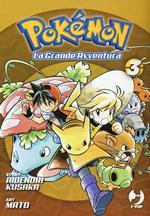 Pokémon. La grande avventura. Vol. 3