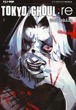 Tokyo Ghoul:re. Vol. 3