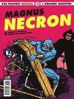 Necron. Vol. 3: Nobiltà depravata-Strage in vagone letto.