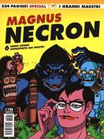 Necron. Vol. 6: Kring Krong-Sopraffatta dai mostri.