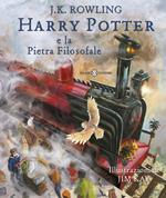 Harry Potter e la pietra filosofale. Ediz. illustrata. Vol. 1