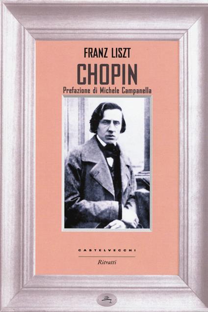 Chopin - Franz Liszt - copertina