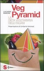 VegPyramid. La dieta vegetariana degli italiani
