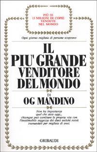 Il più grande venditore del mondo - Og Mandino - copertina