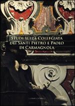 Studi sulla collegiata dei santi Pietro e Paolo di Carmagnola