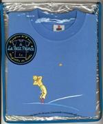 T-Shirt Piccolo Principe a maniche corte, bambino, taglia XXS. Azzurro. Stella