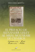 El Prefacio de Alexander Lesley al misal Mozàrabe de Cisneros