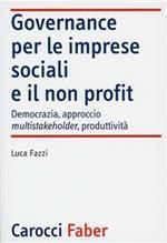 Governance per le imprese sociali e il non profit