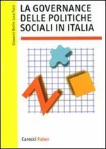 La governance delle politiche sociali in Italia