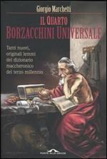 Il quarto Borzacchini universale