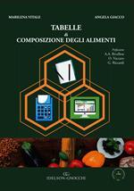 Tabelle di composizione degli alimenti. Ediz. per la scuola
