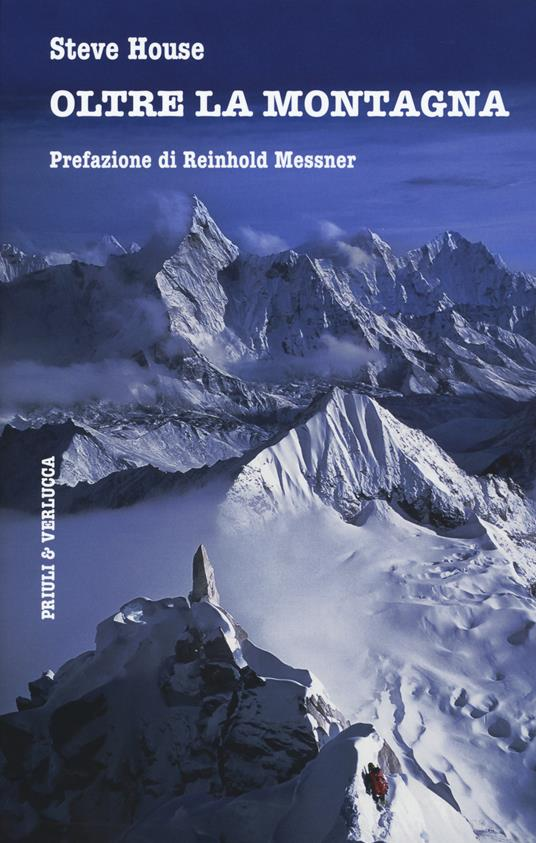 Oltre la montagna - Steve House - copertina